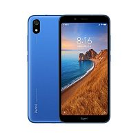 купить Xiaomi Redmi 7A 32GB/2GB Blue (Синий) в Чите