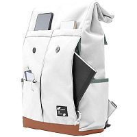купить Рюкзак Xiaomi Urevo Youqi Energy College Leisure Backpack White (Белый) в Чите